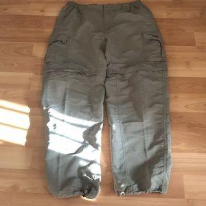 Columbia Titanium cargo Pants